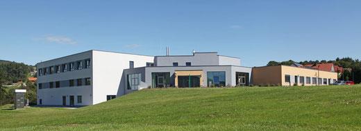 Unsere Praxis befindet sich im Akuthaus/Ärztehaus der Rhön-Klinik Gersfeld