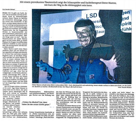 Mindener Tageblatt 25.04.2016