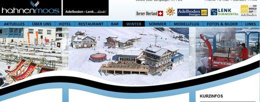 lagerhaus im skigebiet