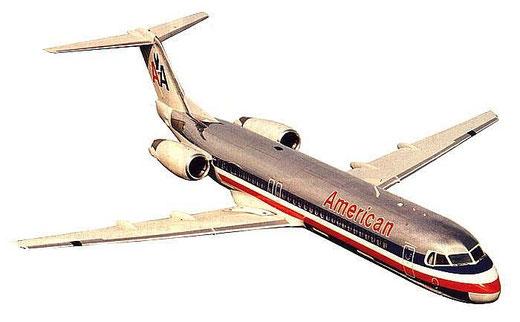 Die elegante Form der Fokker 100 wird hier deutlich/Courtesy: Fokker