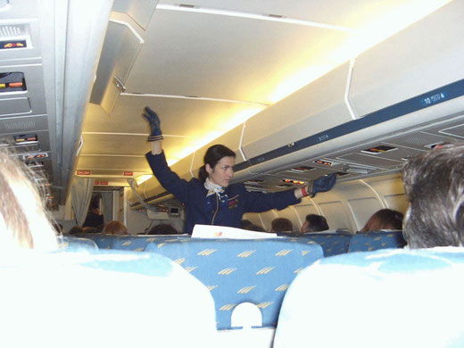Gleich geht es mit der (Iberia) MD-87 los!/Courtesy: md80design