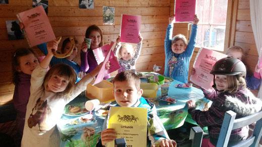 Ein ganz besonderes Erlebnis: Geburtstagsfeier auf dem Reiterhof Gläserkoppel