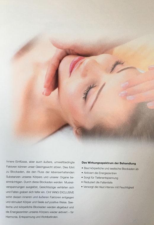 Chi Yang Tiefenentspannung im Kosmetikstudio Magdeburg