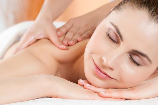 Breuss- Massage Schmelz, energetische Rückenmassage