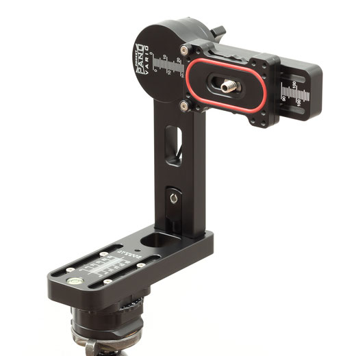 pocketPANO VARIO Nodalpunktadapter für Kompaktkameras und spiegellose Systemkameras