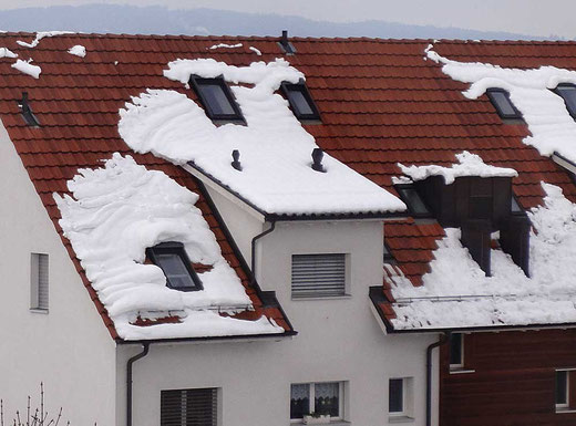 keine Schneehalter