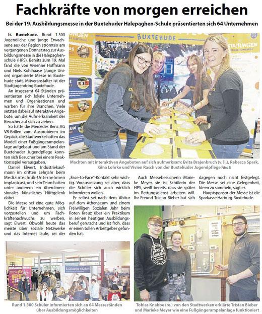 Neue Buxtehuder, 22.02.2020, www.kreiszeitung.net