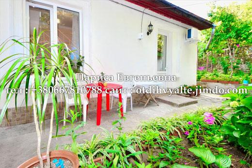 3к. дом с двором, мангалом