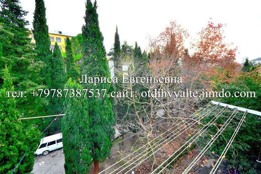 2 к. квартира в Ялте ул. Московская 47