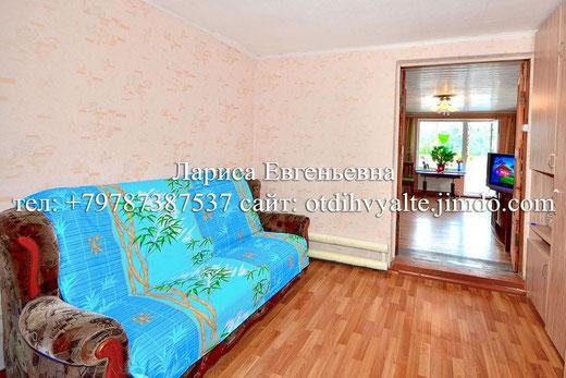 дом в Ялте, на Садовой, недорого