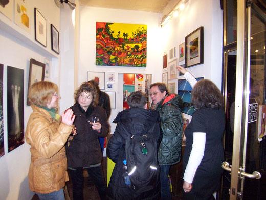 Galerie SEHR Koblenz, 2013