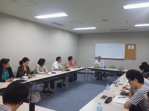 2015年6月6日 (C) 早稲田大学オペラ/音楽劇研究所