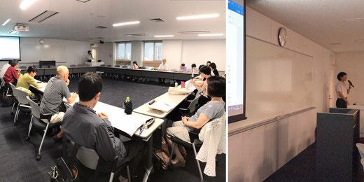 2017年7月29日研究例会  (C) 早稲田大学オペラ/音楽劇研究所