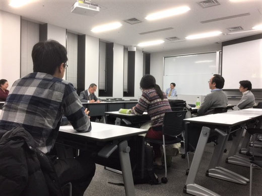 2018年1月20日研究例会 (c) 早稲田大学オペラ/音楽劇研究所