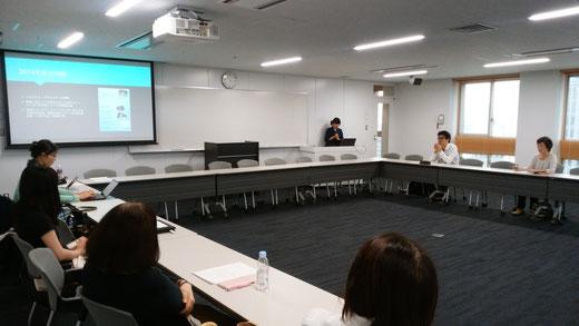 2016年10月8日研究例会 (c) 早稲田大学オペラ/音楽劇研究所