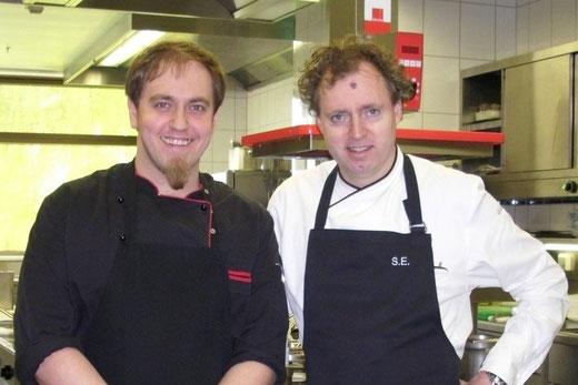 Oliver Fissenewert und Sven Elverfeld