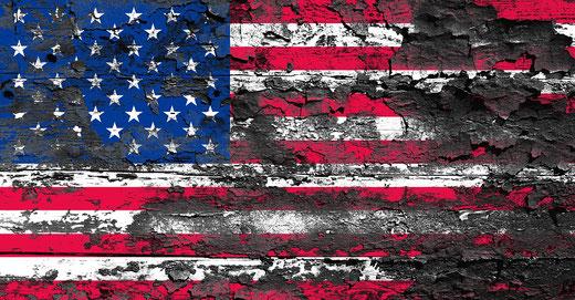 Amerika - Ein Land das sich die Freiheit auf die Fahne schreibt