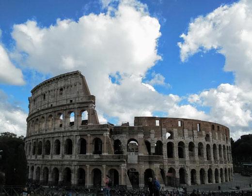 экскурсия по древнему Риму