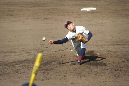 【藤沢翔陵 関原勇人】秋季大会準々決勝vs川和高校