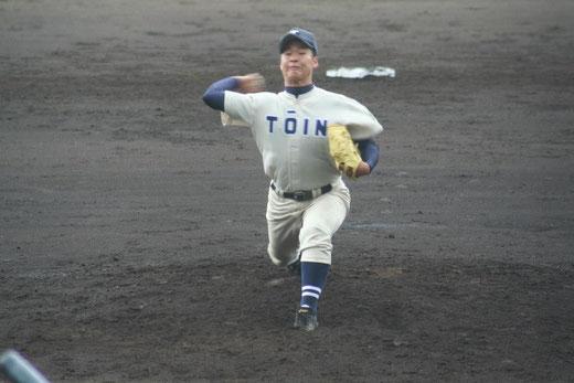 桐蔭学園 小川隼平