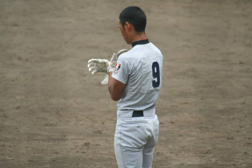 横浜高校 根本耕太