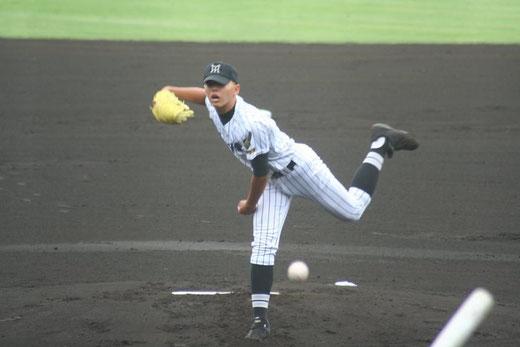 慶應義塾の攻撃は【横浜隼人 林明良】ページへ!