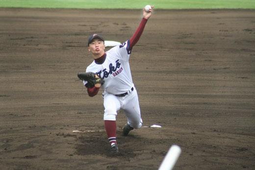 【桐光学園 石山智大】秋季大会2回戦vs日大藤沢