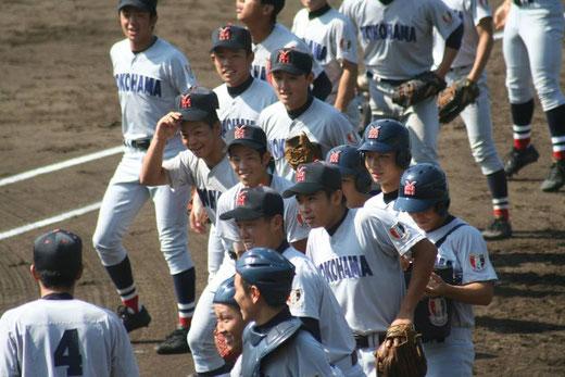 横浜高校 2015 神奈川県秋季大会特集ページ