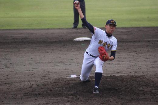 【前橋育英 根岸裕】秋季大会 準決勝vs高崎高校