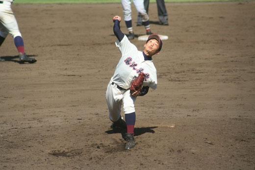 【藤沢翔陵 鈴木黎太朗】秋季大会準決勝vs横浜高校
