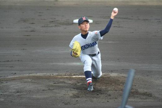 横浜高校 伊藤将司