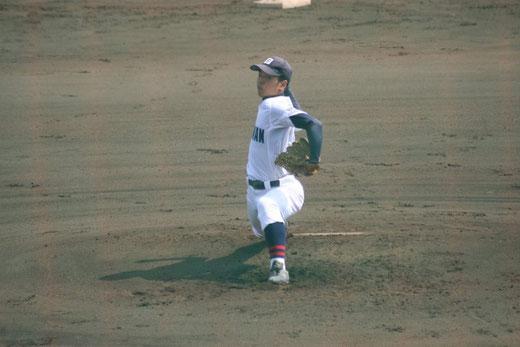 藤沢工科の攻撃は【湘南高校 國友瀬央】ページへ!