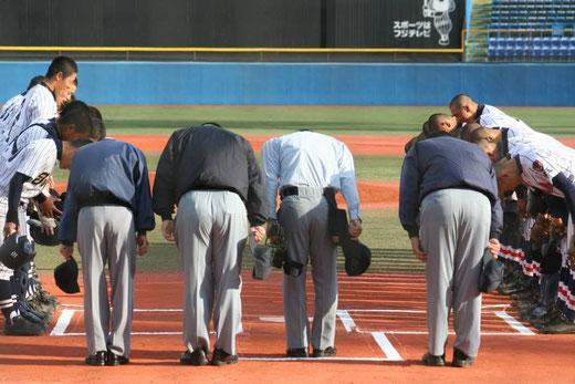 2014明治神宮野球大会<高校の部>準々決勝 浦和学院vs東海大四