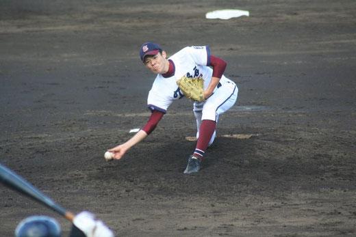【桐光学園 中川颯】秋季大会決勝vs横浜高校
