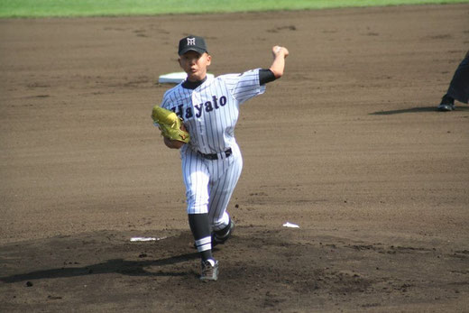 【横浜隼人 林明良】秋季大会準々決勝vs桐光学園