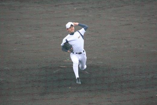 【北関東選抜 佐藤良亮(文星芸大附属)】壮行試合vs上尾高校
