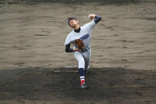横浜高校 春日井静斗