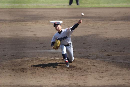 【横浜高校 板川佳矢】準決勝vs星槎国際湘南