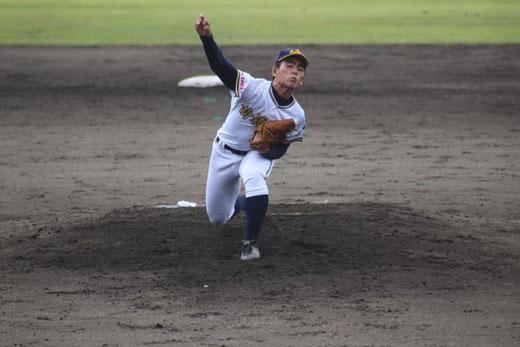 【前橋育英 木島佑起】秋季大会 準決勝vs高崎高校