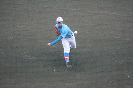 【北関東選抜 高橋昂也(花咲徳栄)】壮行試合vs上尾高校