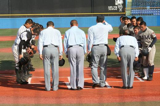 2014明治神宮野球大会<高校の部>準々決勝 敦賀気比vs九州学院