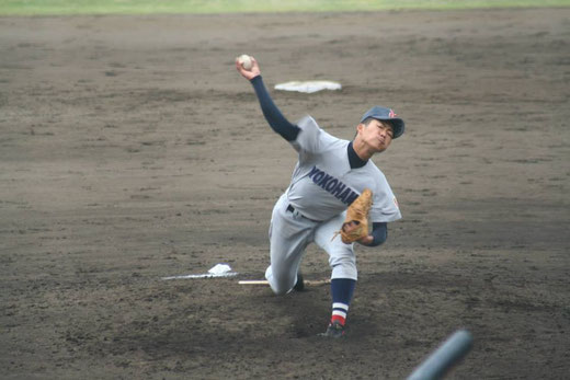横浜高校 北山比呂