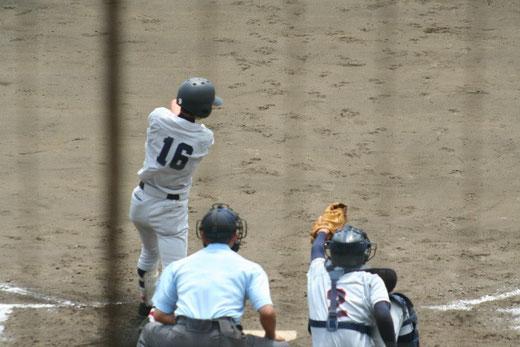 横浜高校 倉嶋啓太