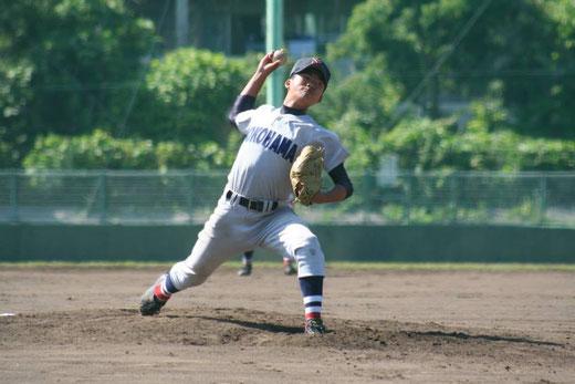 横浜高校北山比呂