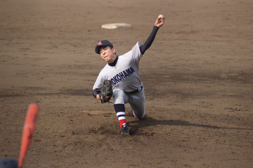横浜高校 板川佳矢