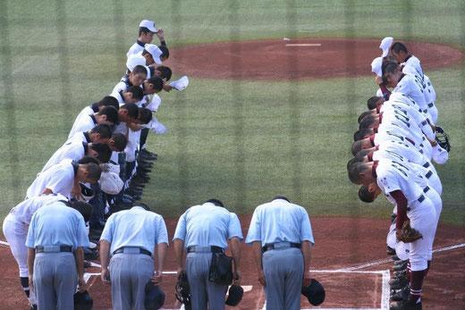 秋季関東大会1回戦 常総学院vs佐野日大