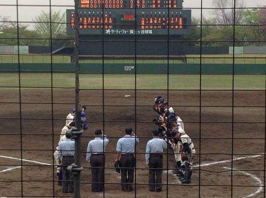 2015神奈川県春季大会3回戦 鎌倉学園vs県商工