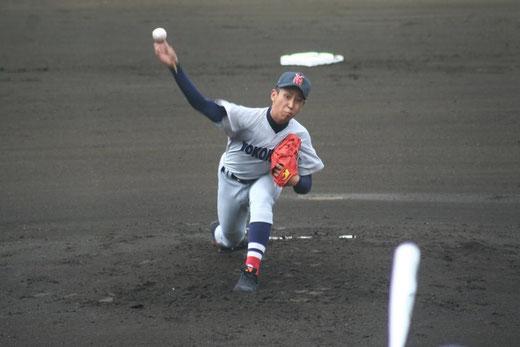【横浜高校 藤平尚真】秋季大会4回戦vs桐蔭学園