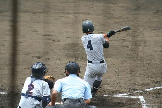 横浜高校 松崎健造