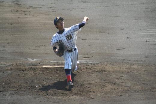 【綾瀬高校 臼井恵】秋季大会3回戦vs桐蔭学園